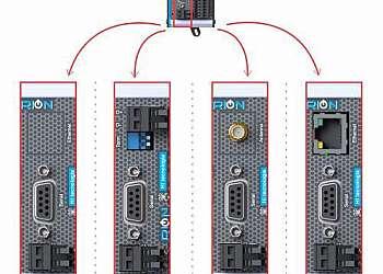Distribuidor relé programável